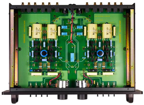 前级 声场扩展电路